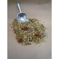 Bergamot 250 gr tea