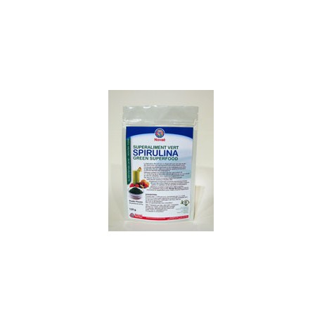 Superfood Spirulina powder 120 gr