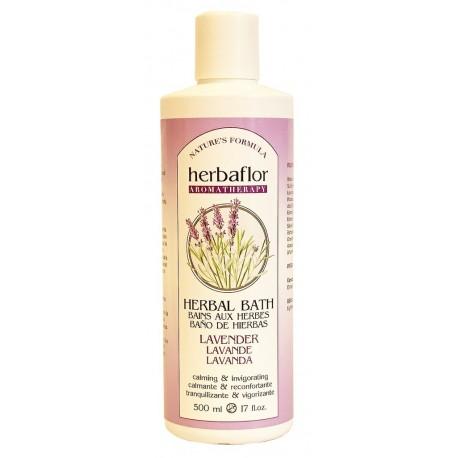 Bath Foam, Lavender 500 ml