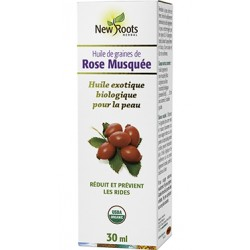Musky Rose, Chilean 30 ml organic