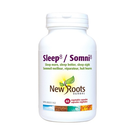 NROOTS somni 8 60 capsules ( 500 mcg melatonine )