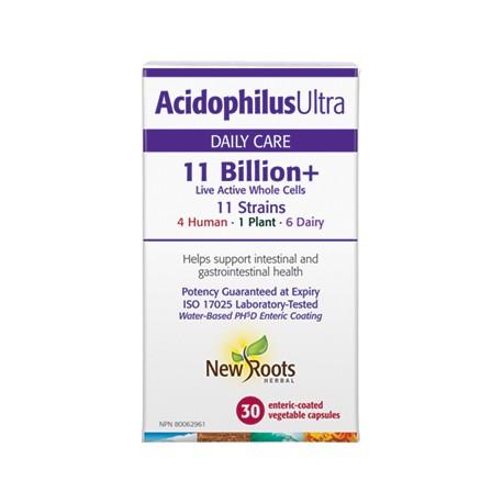 Acidophilus ultra 30 Capsules (probiotic) 11 milliards +