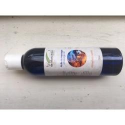 Warming massage oil 250 ml