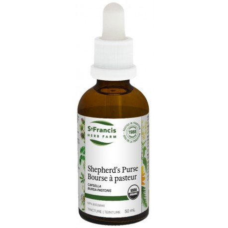 Shepherd's Purse Tincture 100ml