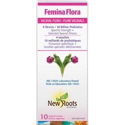 Femina Flora - New roots